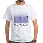 Wright Brothers First Flight White T-Shirt