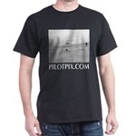 Wright Brothers First Flight Black T-Shirt