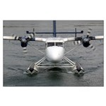 Float Plane (Head On) Poster