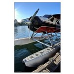 Float Plane (Vertical) Poster