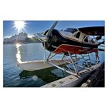 Float Plane (Horizontal) Poster
