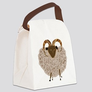 SHEEP Canvas Lunch Bag