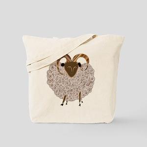 SHEEP.png Tote Bag