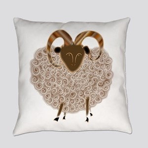 SHEEP Everyday Pillow