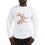 10x10solideogloria Long Sleeve T-Shirt