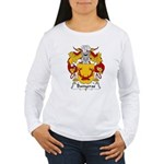 Banyeras Family Crest Women's Long Sleeve T-Shirt