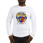 Bandres Family Crest Long Sleeve T-Shirt