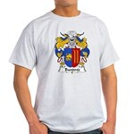 Bandres Family Crest Light T-Shirt