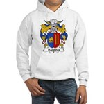 Bandres Family Crest Hooded Sweatshirt
