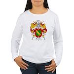 Banda Family Crest Women's Long Sleeve T-Shirt