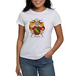 Banda Family Crest Women's T-Shirt
