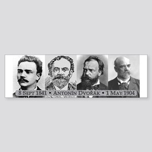 Antonin Dvorak Bumper Sticker
