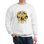 Balzola Family Crest Sweatshirt