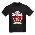Ballastros Family Crest Kids Dark T-Shirt