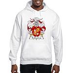 Ballastros Family Crest Hooded Sweatshirt