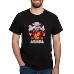 Ballastros Family Crest Dark T-Shirt