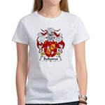 Ballastros Family Crest Women's T-Shirt