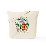 Balencegui Family Crest  Tote Bag