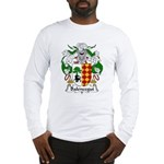 Balencegui Family Crest  Long Sleeve T-Shirt