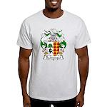 Balencegui Family Crest  Light T-Shirt
