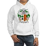 Balencegui Family Crest Hooded Sweatshirt