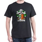Balencegui Family Crest  Dark T-Shirt