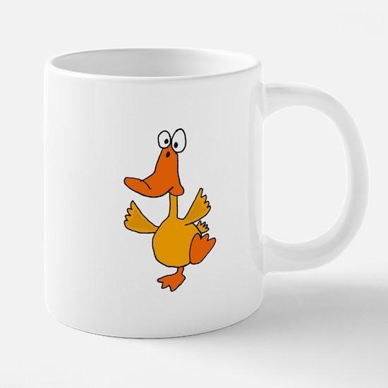 Dancing Duck Mugs