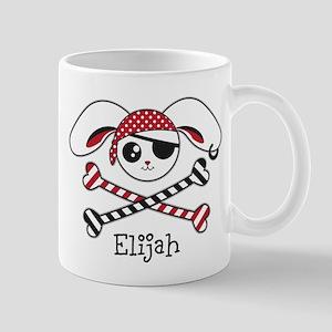 Pirate Bunny Mug