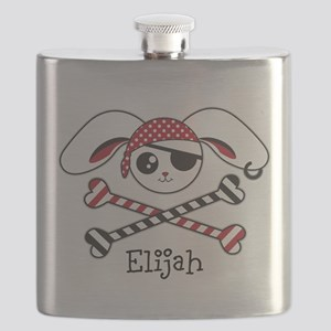 Pirate Bunny Flask