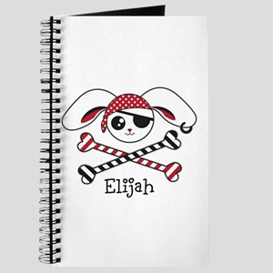 Pirate Bunny Journal