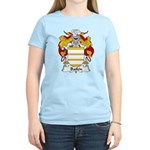 Bailen Family Crest Women's Light T-Shirt