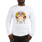 Bailen Family Crest Long Sleeve T-Shirt