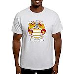 Bailen Family Crest Light T-Shirt