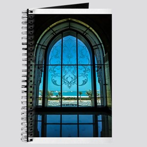 Great Arched Window with a view Emirates Palace Ho