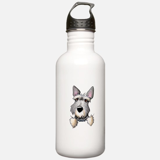 Pocket Schnauzer Water Bottle