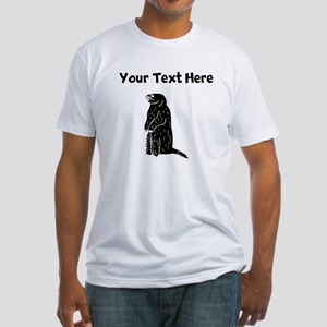 Custom Prairie Dog Silhouette T-Shirt