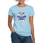 Bagur Family Crest Women's Light T-Shirt