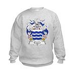 Bagur Family Crest Kids Sweatshirt