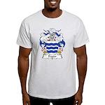 Bagur Family Crest Light T-Shirt