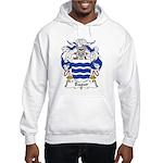 Bagur Family Crest Hooded Sweatshirt