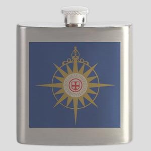 Anglican Flag Flask