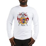 Baena Family Crest Long Sleeve T-Shirt