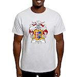 Baena Family Crest Light T-Shirt
