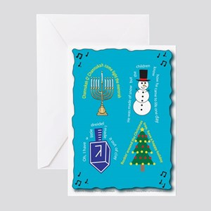 Songs Of The Season Greeting Card (Pk Of 10) Greet