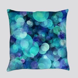 Bubbles 004 Everyday Pillow