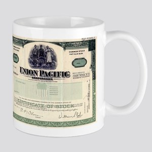 Union Pacific Mug Mugs