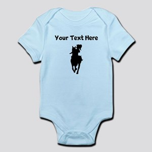 Dressage Silhouettes Baby Clothes Accessories Cafepress