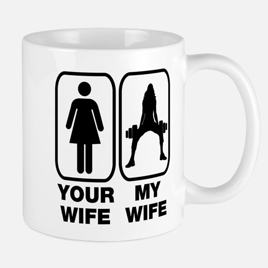 Your wife my wife Mug