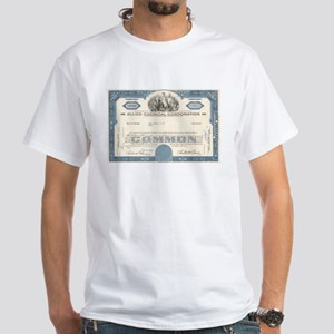 Allied Chemical White T-Shirt