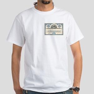 Con Ed White T-Shirt